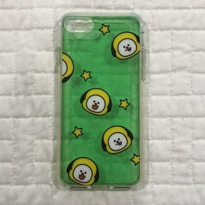 BT21 iPhone 7/8 Phone Case Chimmy